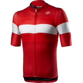 Castelli LaMITICA Jersey Men, rojo